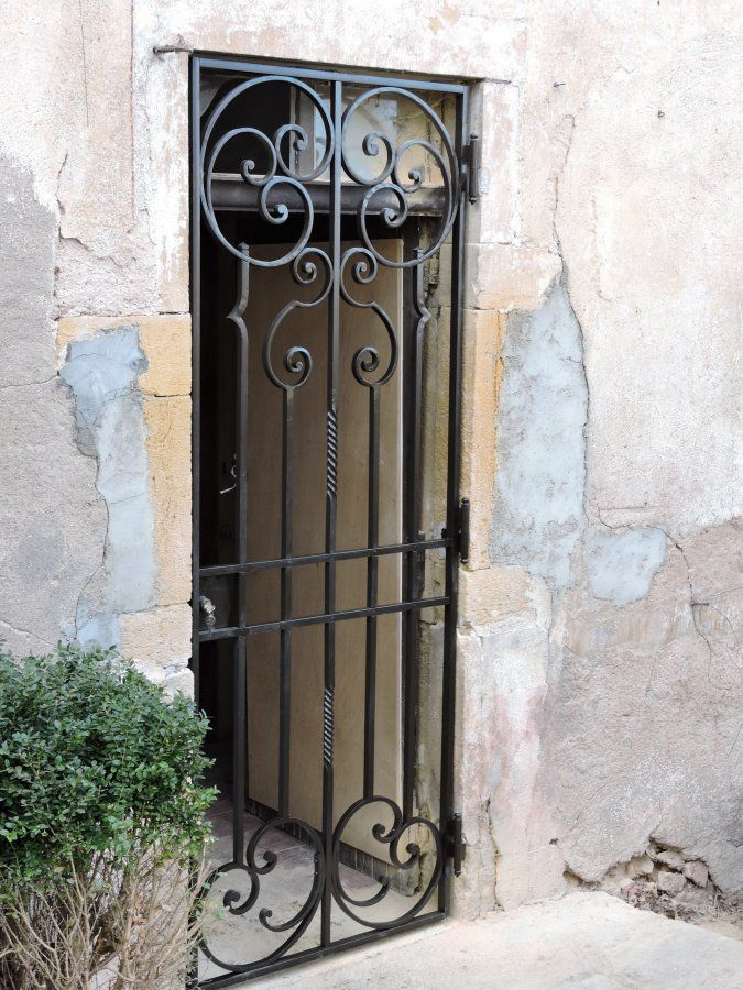Ferronnerie D Art Rocle Portes Portes En Fer Porte Fer Forge