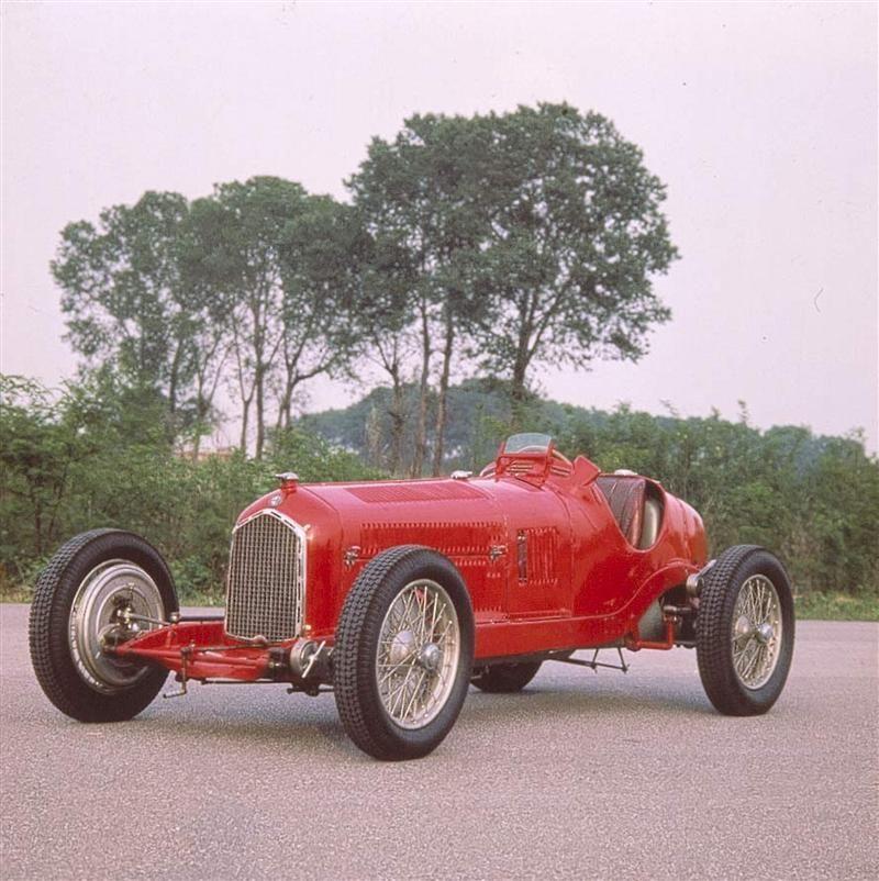 1932 Alfa Romeo P3 Tipo B Image