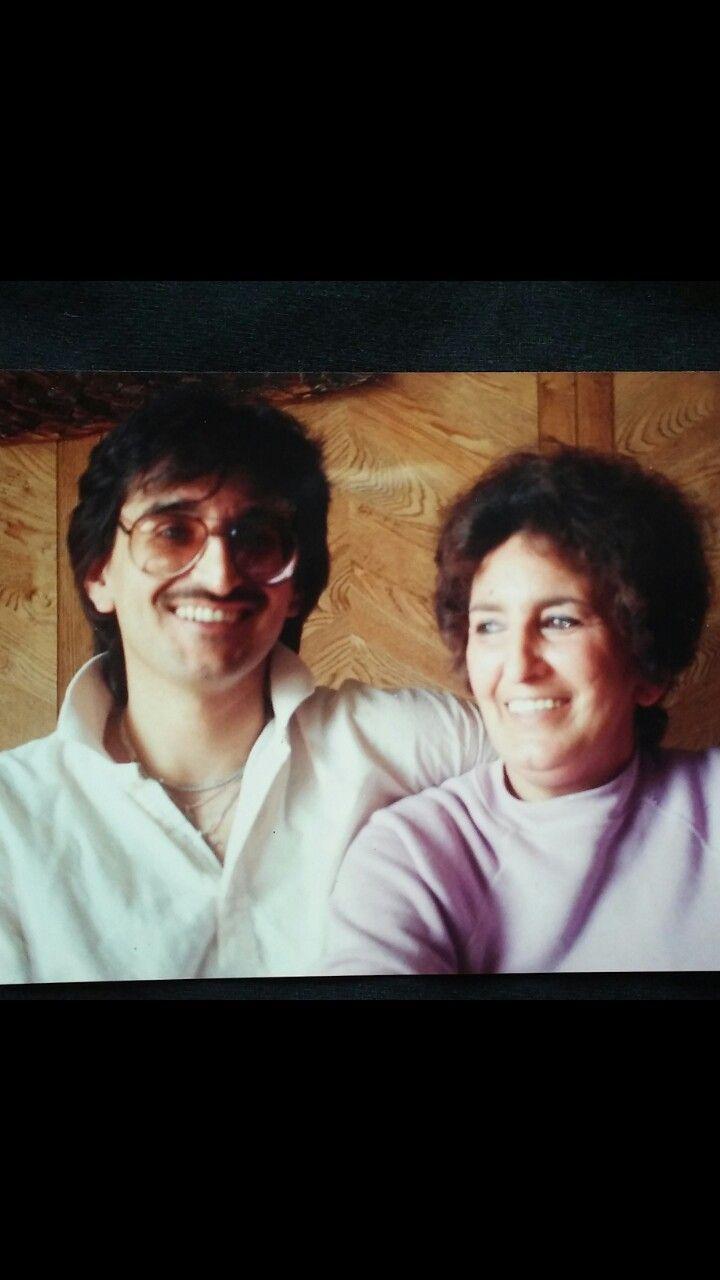 Mom and Guyle at house 1989/May / Happy days         My Gay Life