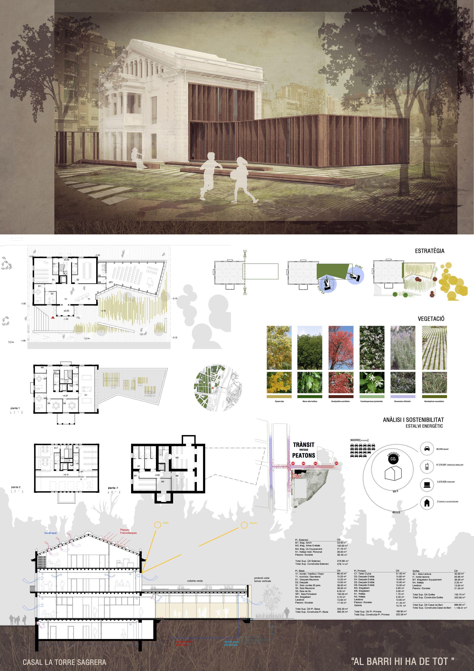 Presentacion Proyecto Paisajismo Arquitectura Paisajista Arquitectos Paisajismo