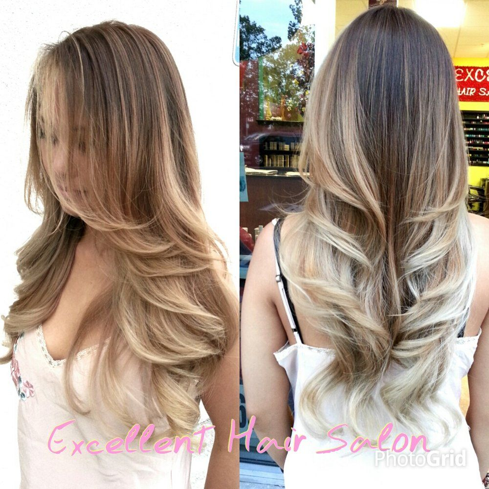ombre and balayage hair styles and color 1 hairzstyle. Black Bedroom Furniture Sets. Home Design Ideas