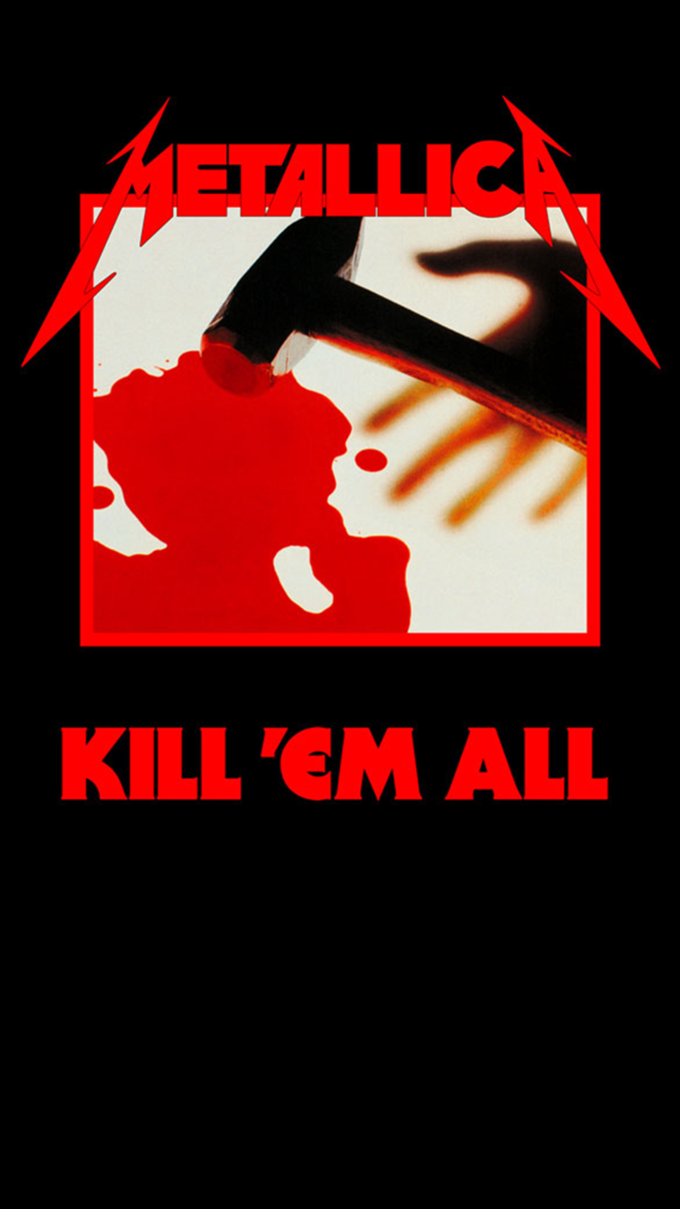 Metallica, Kill 'Em All