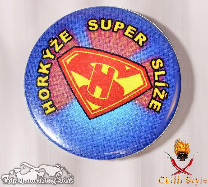 Odznak veľký - Horkýže Super Slíže