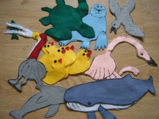 Ten Little Rubber Ducks by Eric Carle