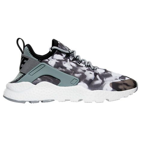 buy popular 5cccd 85ffa Women s Nike Air Huarache Run Ultra Print Running Shoes - 844880 001   Finish  Line