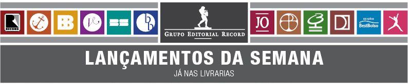 ALEGRIA DE VIVER E AMAR O QUE É BOM!!: DIVULGAÇÃO DE EDITORA #146 - GRUPO EDITORIAL RECOR...