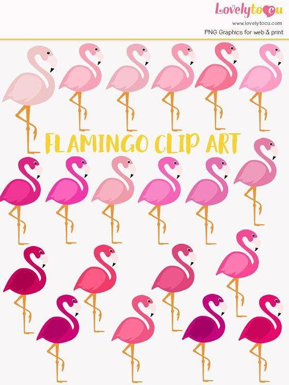 Flamingo clip art pink flamingoes bird clipart tropical 20 flamingo clip art pink flamingoes bird clipart tropical 20 shades of pink invitation graphics commercial use digital png lc38 affiliate pinterest stopboris Gallery