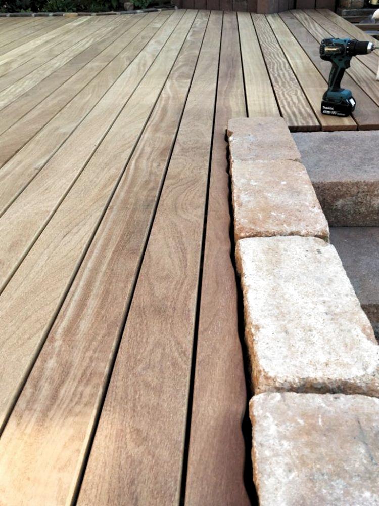 Erfahrungen Mit Cumaru Terrassendielen Von Betterwood En 2020 Terrasse Verranda Jardins