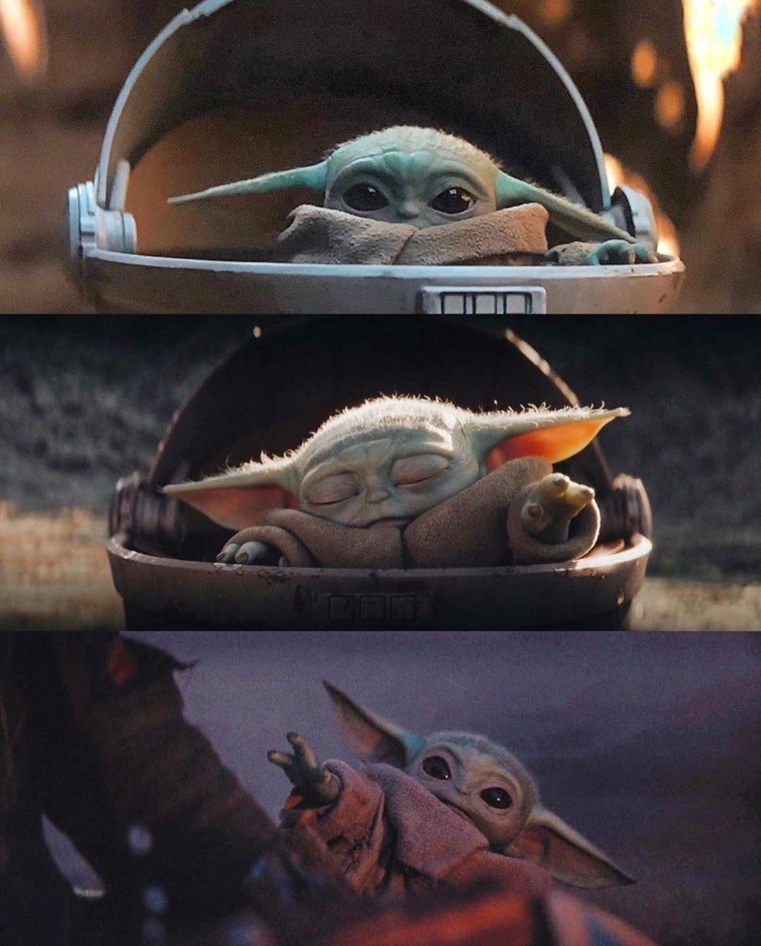 May The 4th Meme Baby Yoda