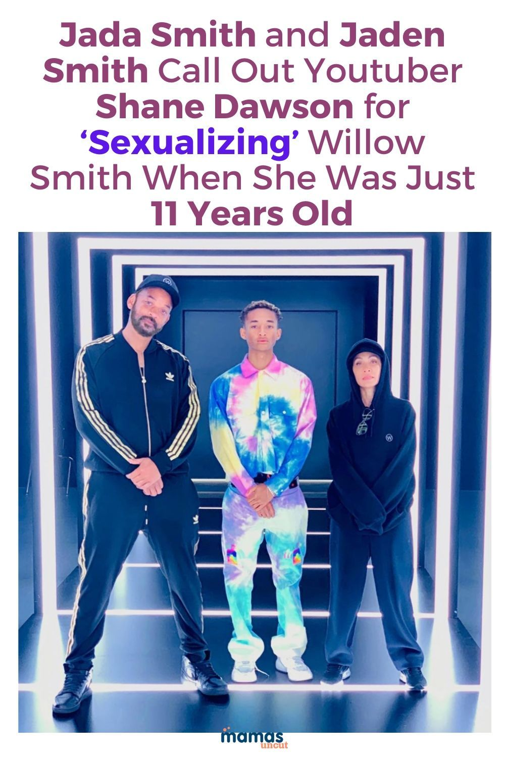 Shane Dawson Called Out By the Smiths for Sexualizing Willow  Shane Dawson has been a popular YouTuber for years. Now Jaden Smith and Jada Pinkett Smith are calling out his problematic content.  #shanedawson #willowsmith #jadapinkettsmith #Jadensmith