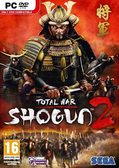 Full Version PC Games Free Download: Total War Shogun 2 Download