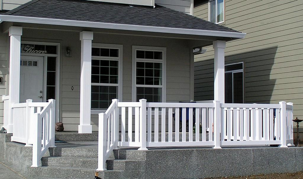 at great railing we offer a great selection of vinyl railing all at