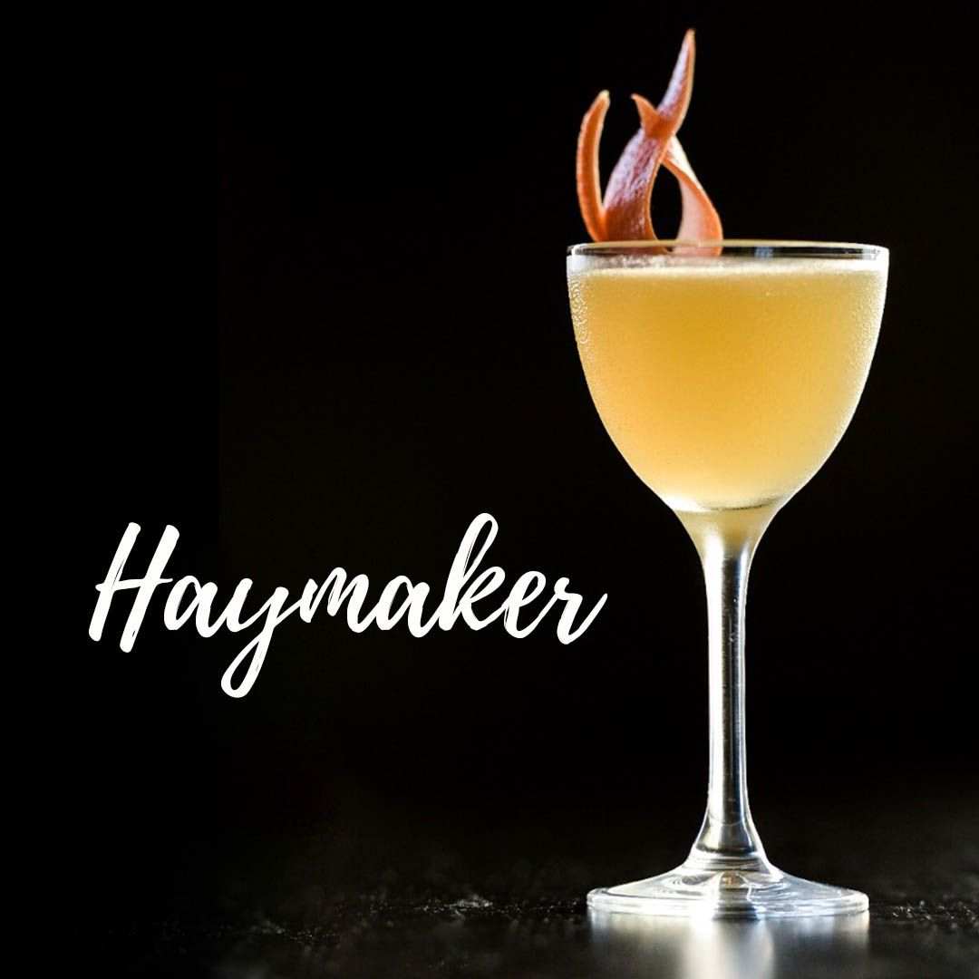Haymaker This Stunning Cocktail Was Submitted By Jason Yu As His