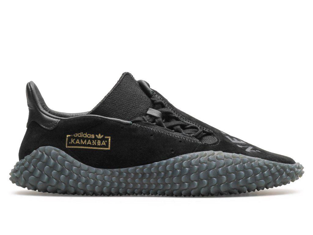 2186d688336ba Adidas X NEIGHBORHOOD KAMANDA Core Black Core Black Core Black