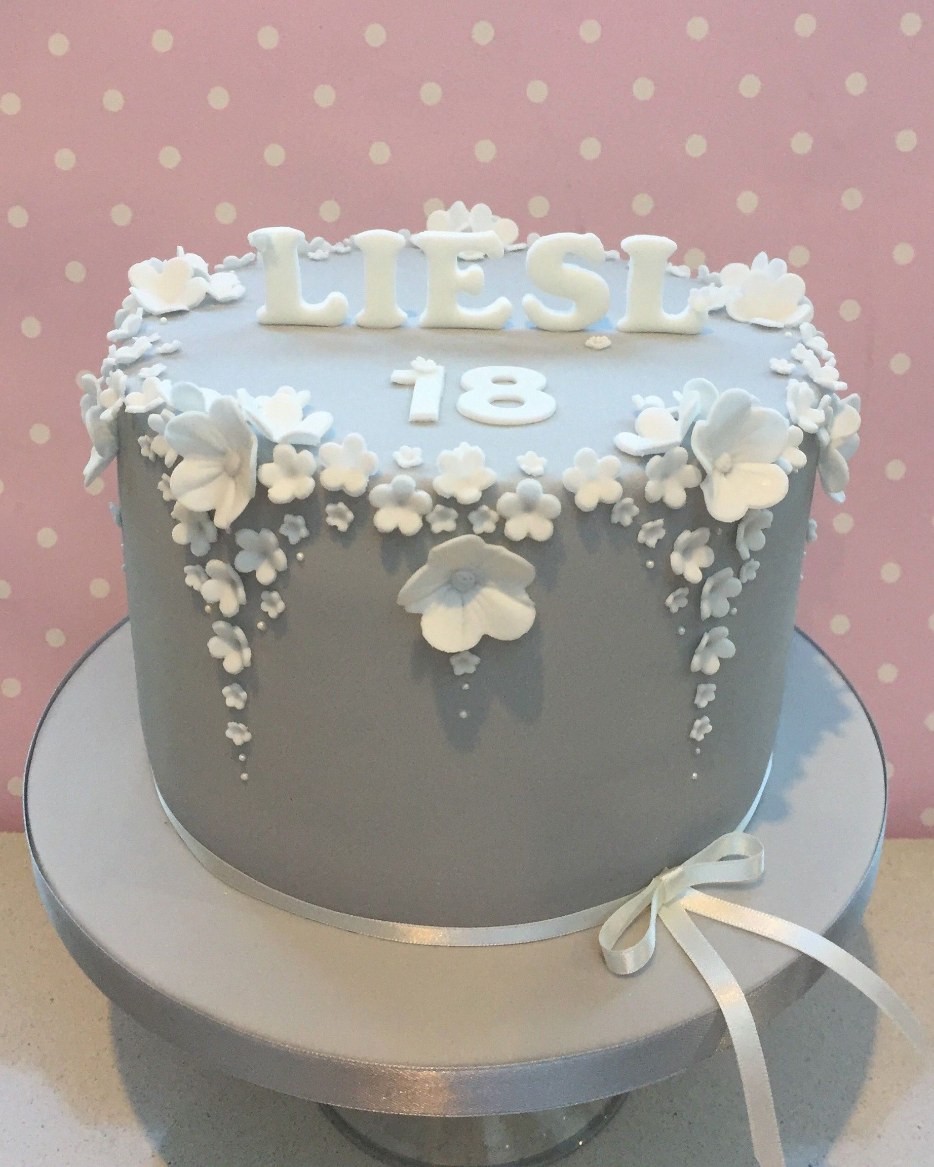 27 Inspired Picture Of 18th Birthday Cake With Images 18th