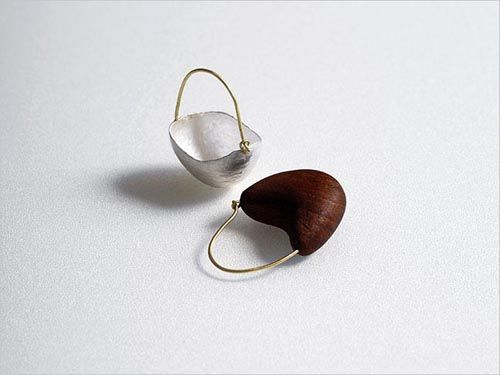 Cup-Earrings By Adele Brereton (With Images