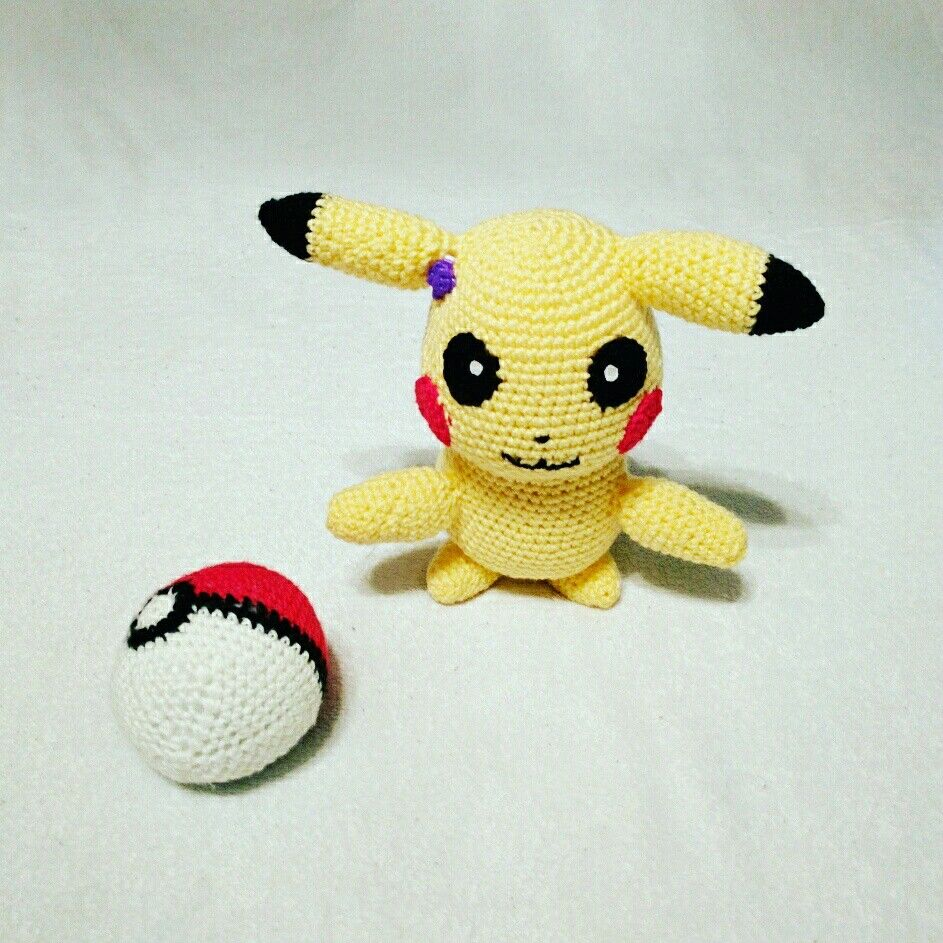 Pokemon go | My crocheting projects | Pinterest