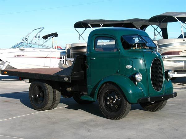 Nice 39 Ford Coe Found The Other Day On A Sale Site For 36k