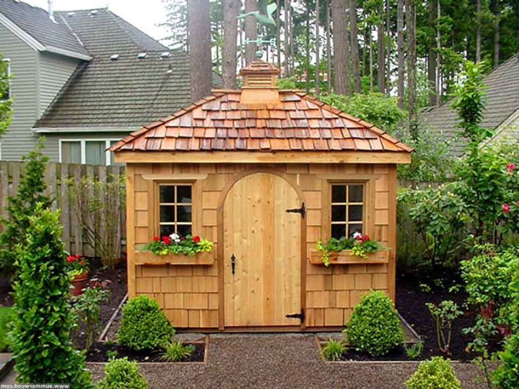 Awesome Garden Shed Garden Sheds Awesome Unusual 400 x 300
