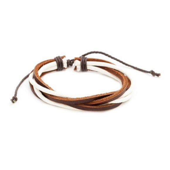 Bracelet Leather - beautiful bracelet Jewelry Bracelets