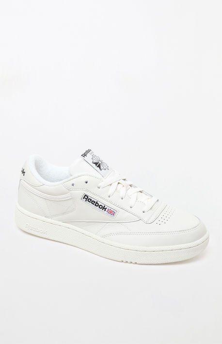 Club C 85 MU Vintage Shoes   White