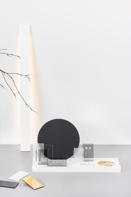 Photo of Schmuckschale / Schmuckständer aus Acrylglas ZWEI: STE