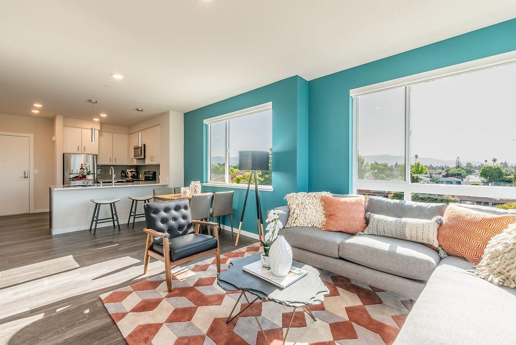 Mylo Santa Clara | One bedroom apartment, Apartment design ...