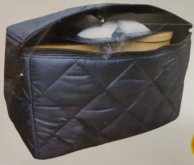 Refrigiwear 153ubblk6gl Insulated Transport Bag Restaurant Catering 11 X32 X21 Picnic