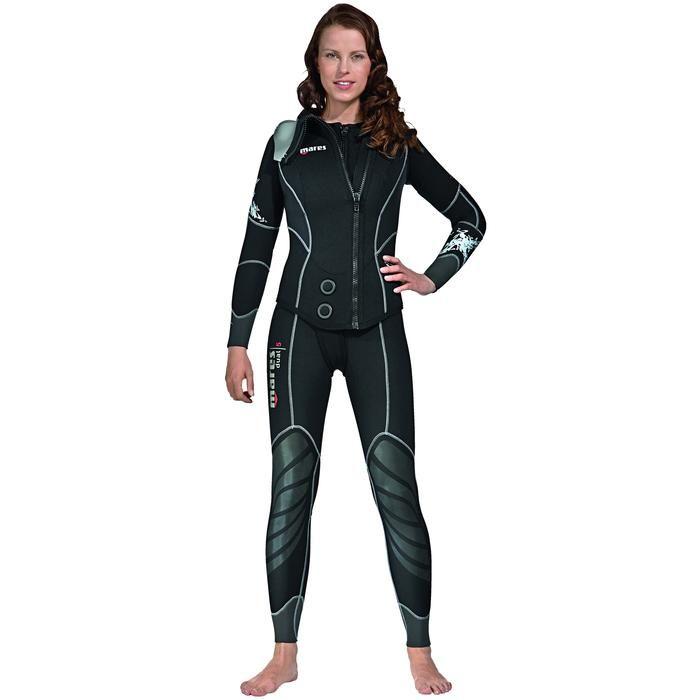 b7a3f5c00f Mares Dual 5mm 2 piece Ladies Scuba Diving Wetsuit