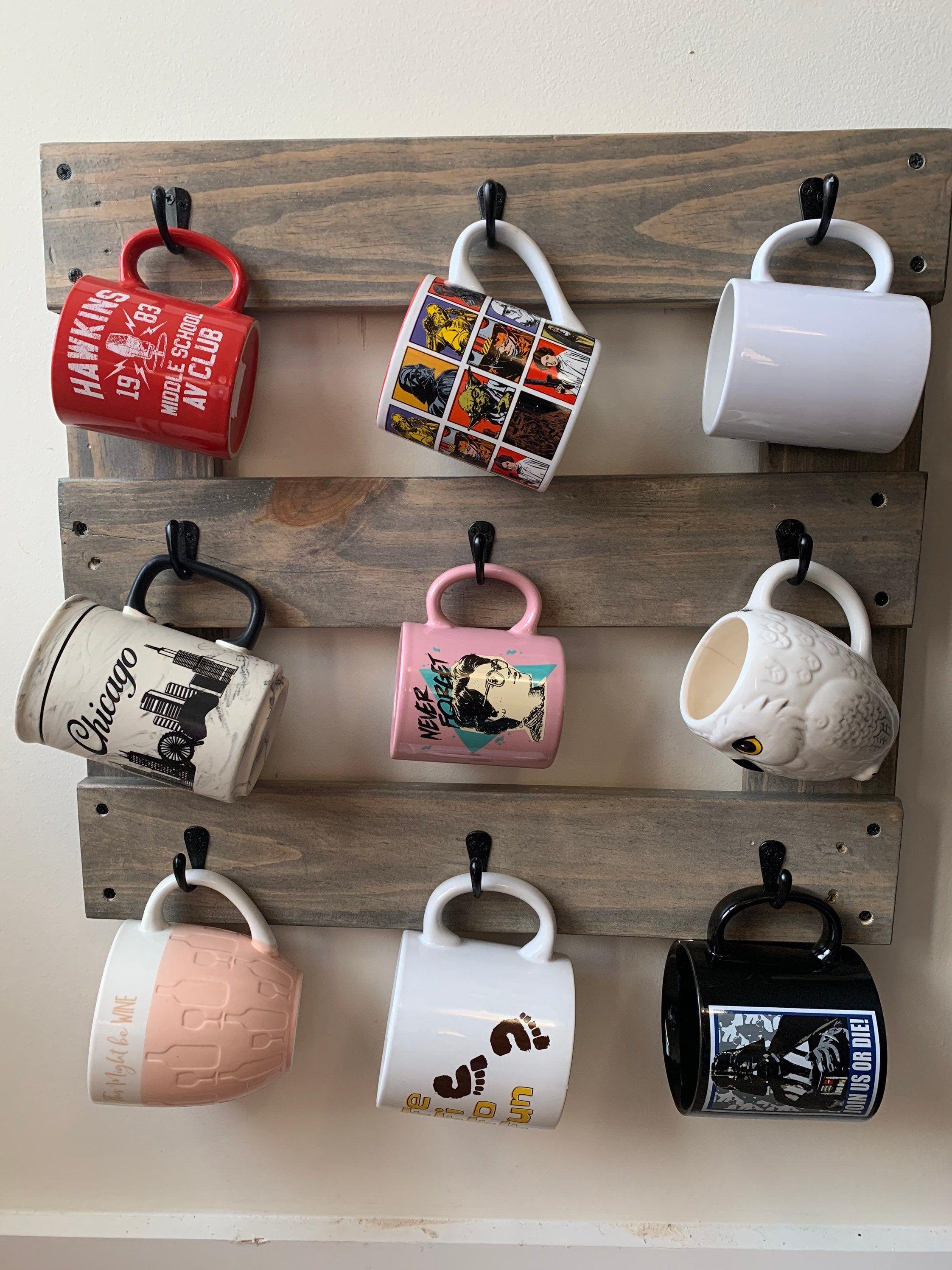 Small Mug Rack