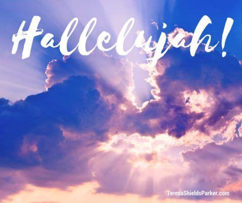 Like Amen, Hallelujah is a Hebrew word that is always left
