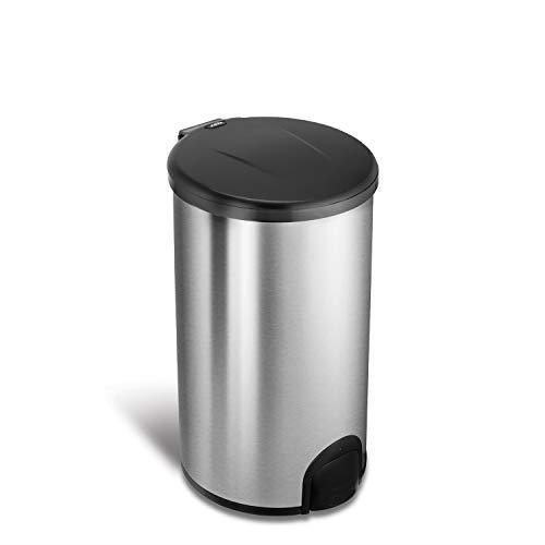 Https Ift Tt 384ypx3 Trash Cans Ideas Of Trash Cans Trashcans Trash Trash Can Kitchen Trash Cans Stainless