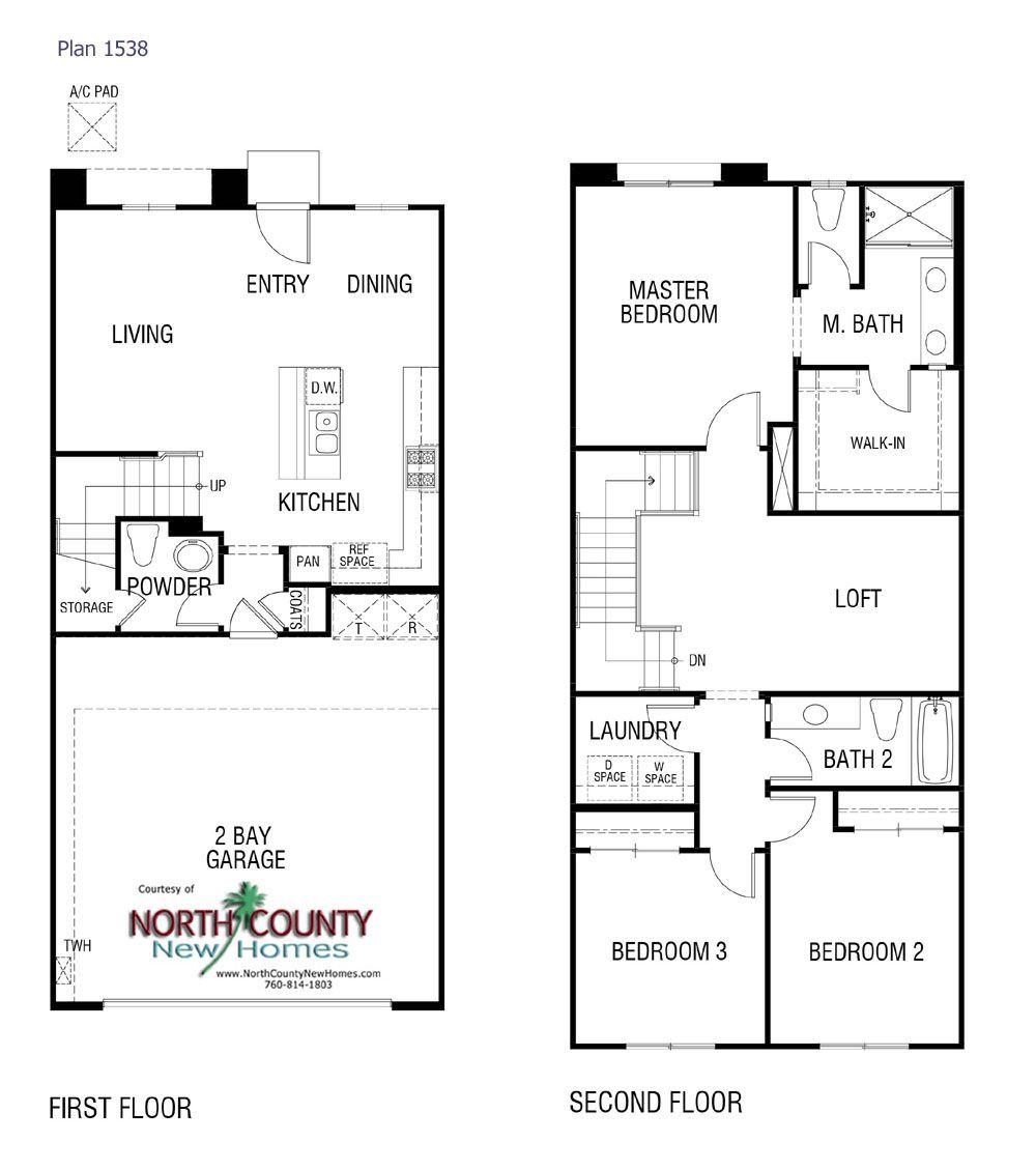 7 Verano Solara At Skyline Floor Plans In Vista Ca Floor Plans How To Plan Condo Floor Plans