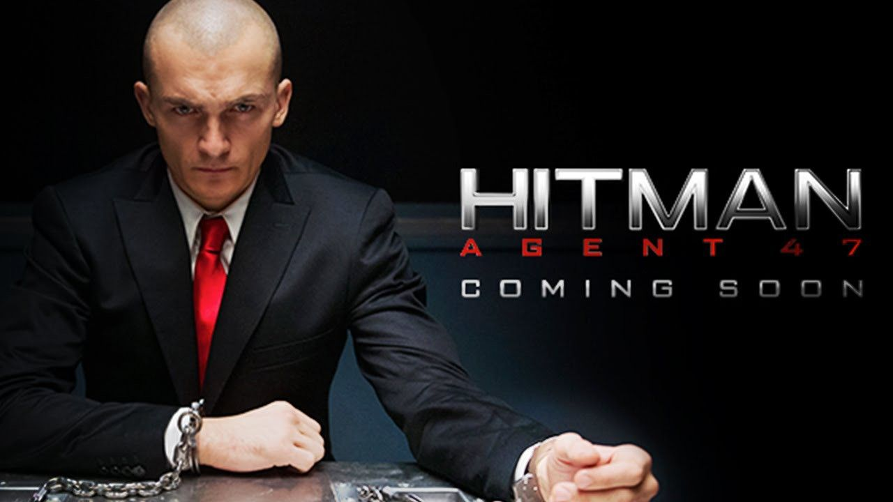 hitman movie cast 2015