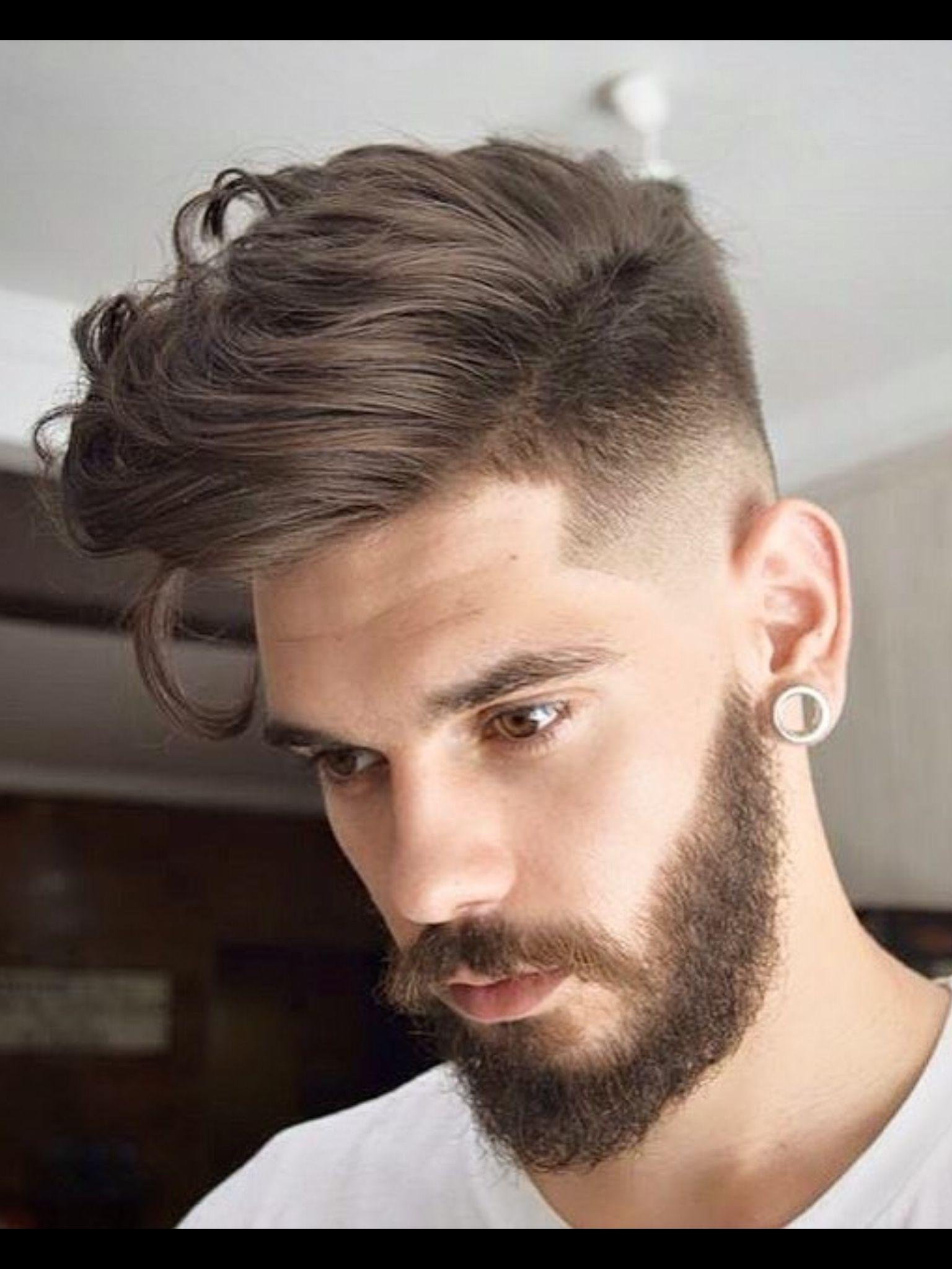 Magnificent Thick Hair Mens Medium Length Hairstyles And Medium Lengths On Short Hairstyles Gunalazisus