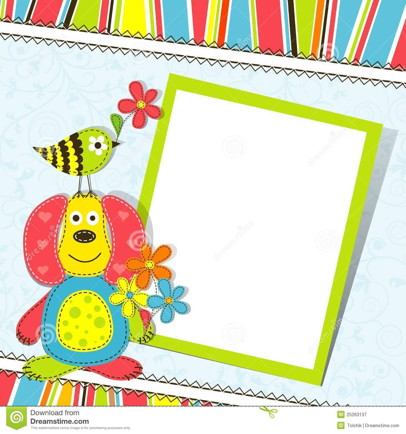 Template For Birthday Card  Birthday Wishes Templates Word