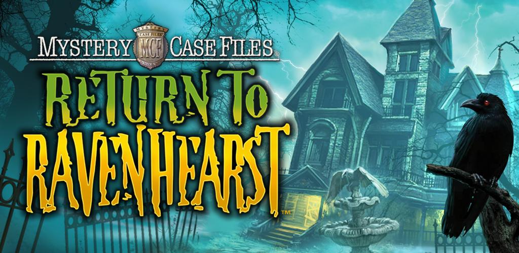 Mystery Case Files Return to Ravenhearst Mystery, Best