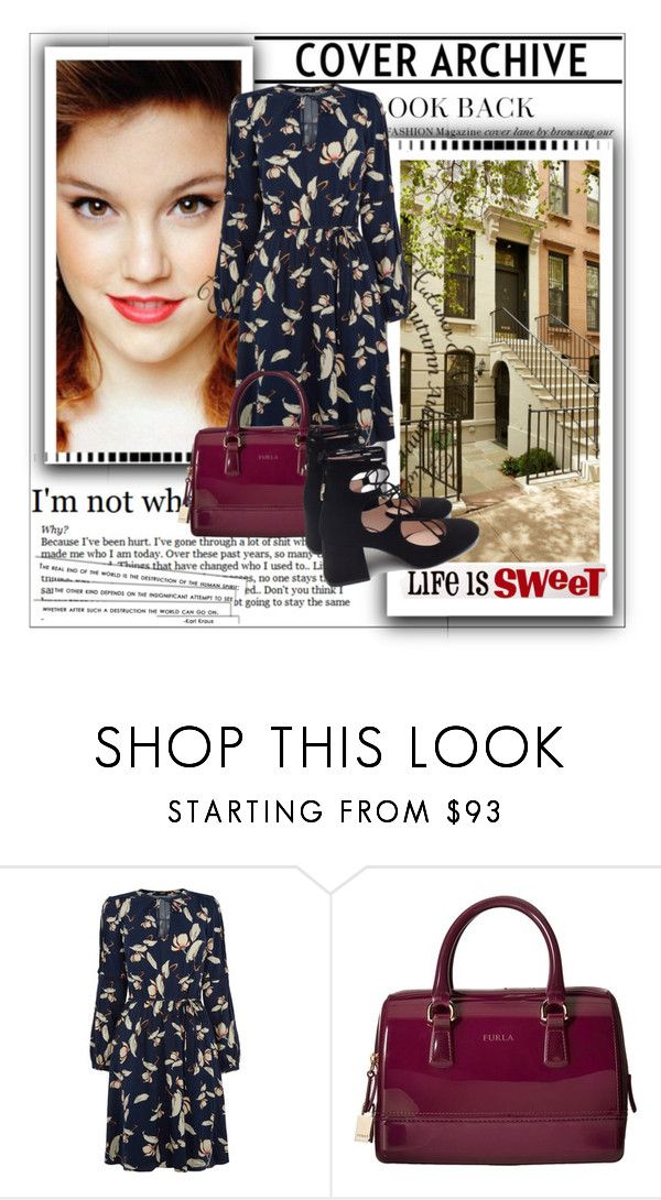 """Sem título #1991"" by verabrasil-polyvore ❤ liked on Polyvore featuring moda, Oasis, Furla, Zara e Once Upon a Time"