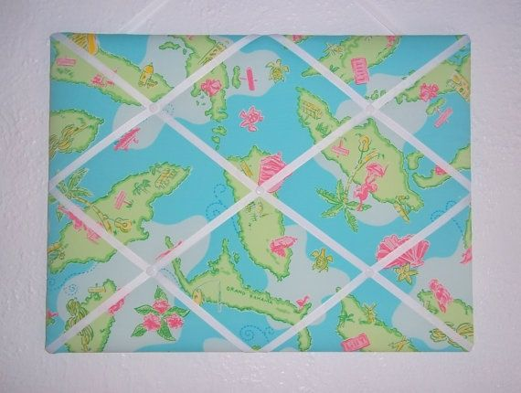 Lilly Pulitzer Home Lilly Pulitzer Island Hopping Memo Board For Interesting Lilly Pulitzer Memo Board