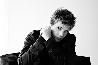 As mil faces de Marcela: Boy Magia da Semana: Hunter Parrish