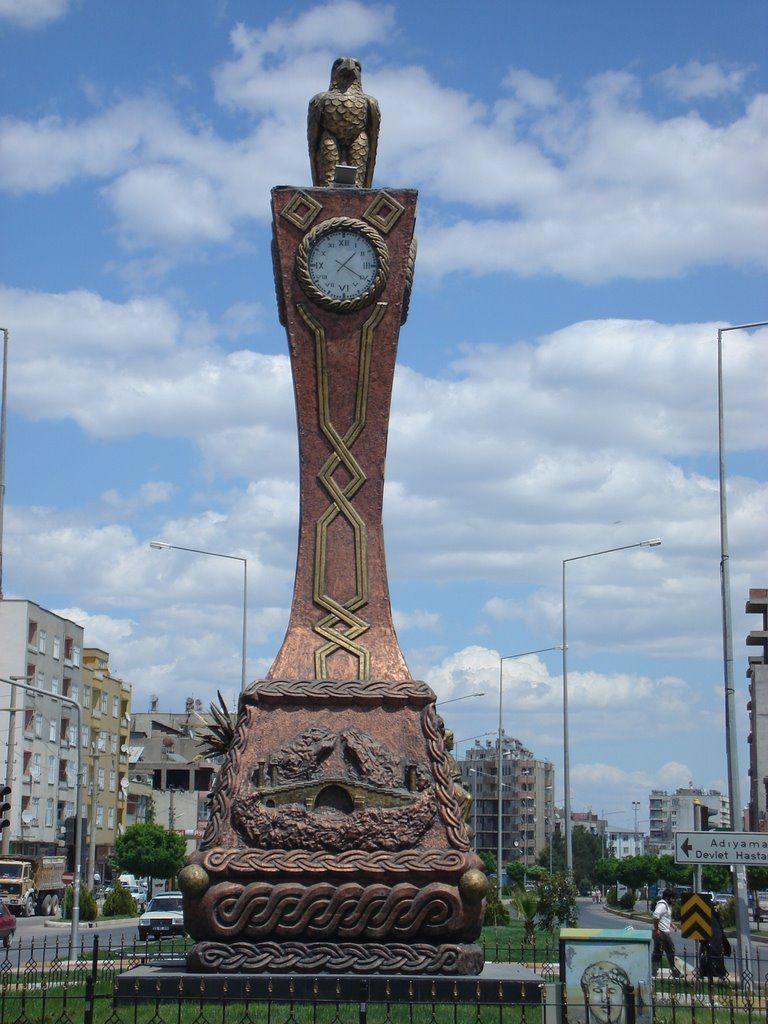 Adiyaman  clock tower