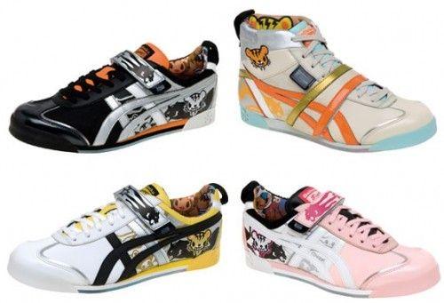 Onitsuka Tiger x tokidoki Sneaker