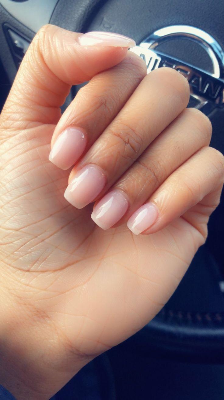 natural tauchpulvernägel All Natural T Spring Nails