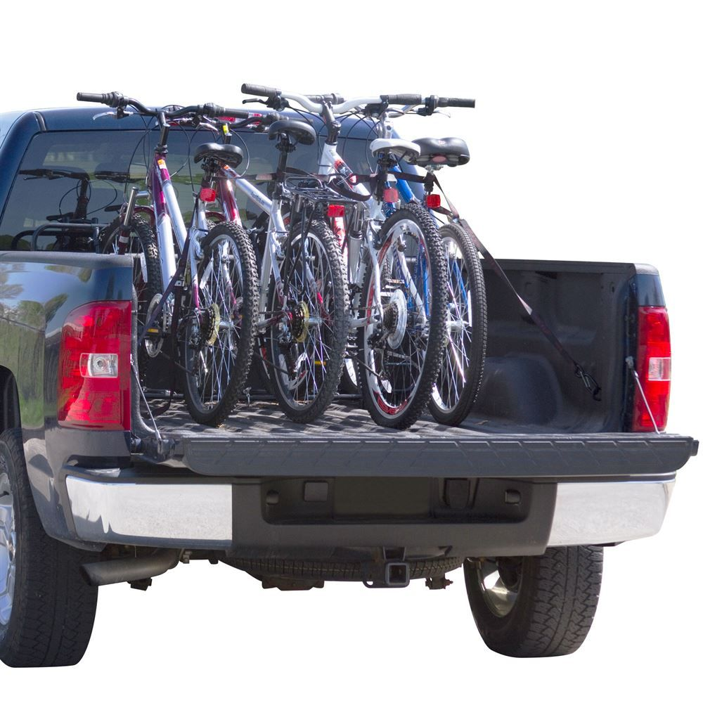 Apex Truck Bed Bike Rack 4 Bike Bicycle rack, Truck