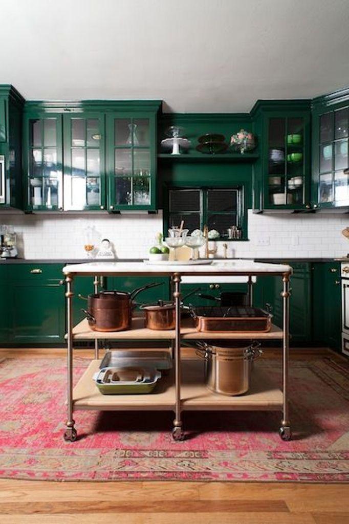 Pintar Cocina: 5 factores para elegir el color… | Reno | Pinterest ...