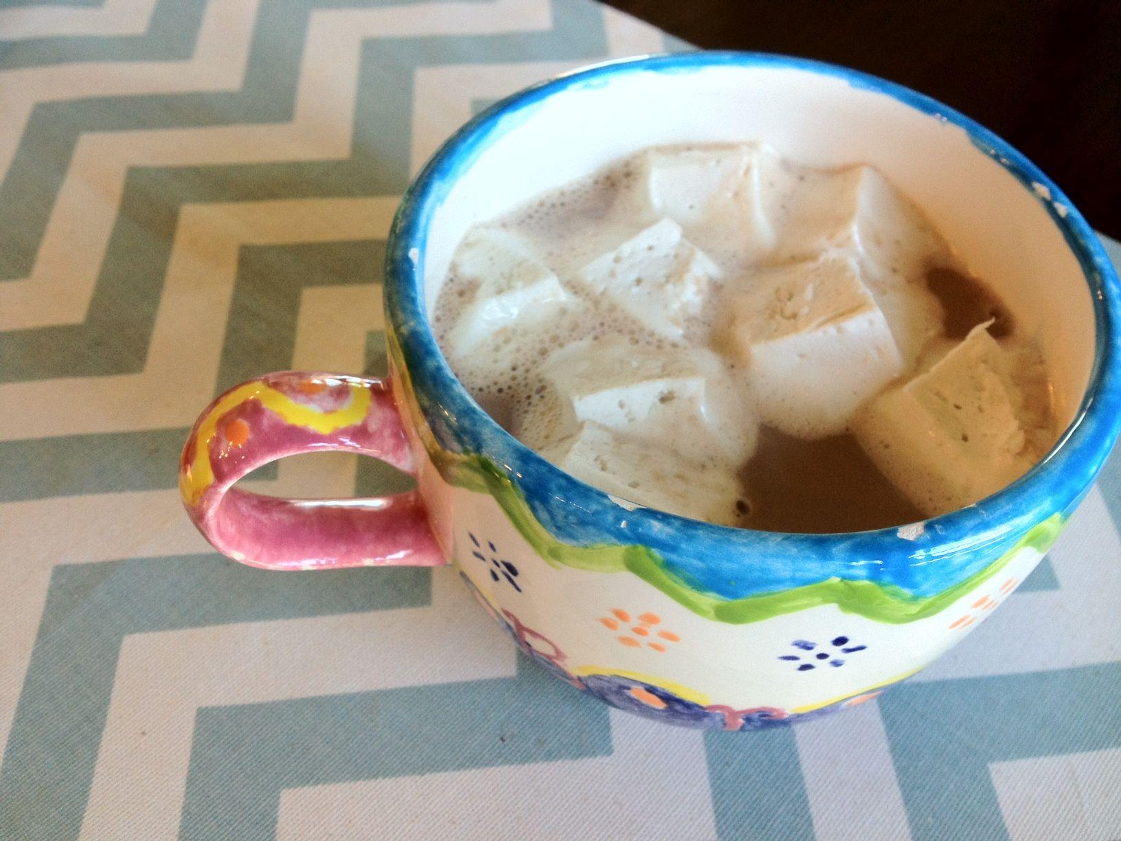 Vanilla Maple Cocoa
