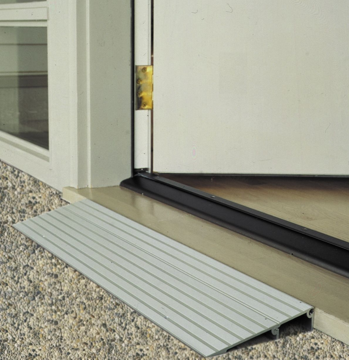 Ez access portable wheelchair ramps for homes solve step for Wheelchair accessible doorways