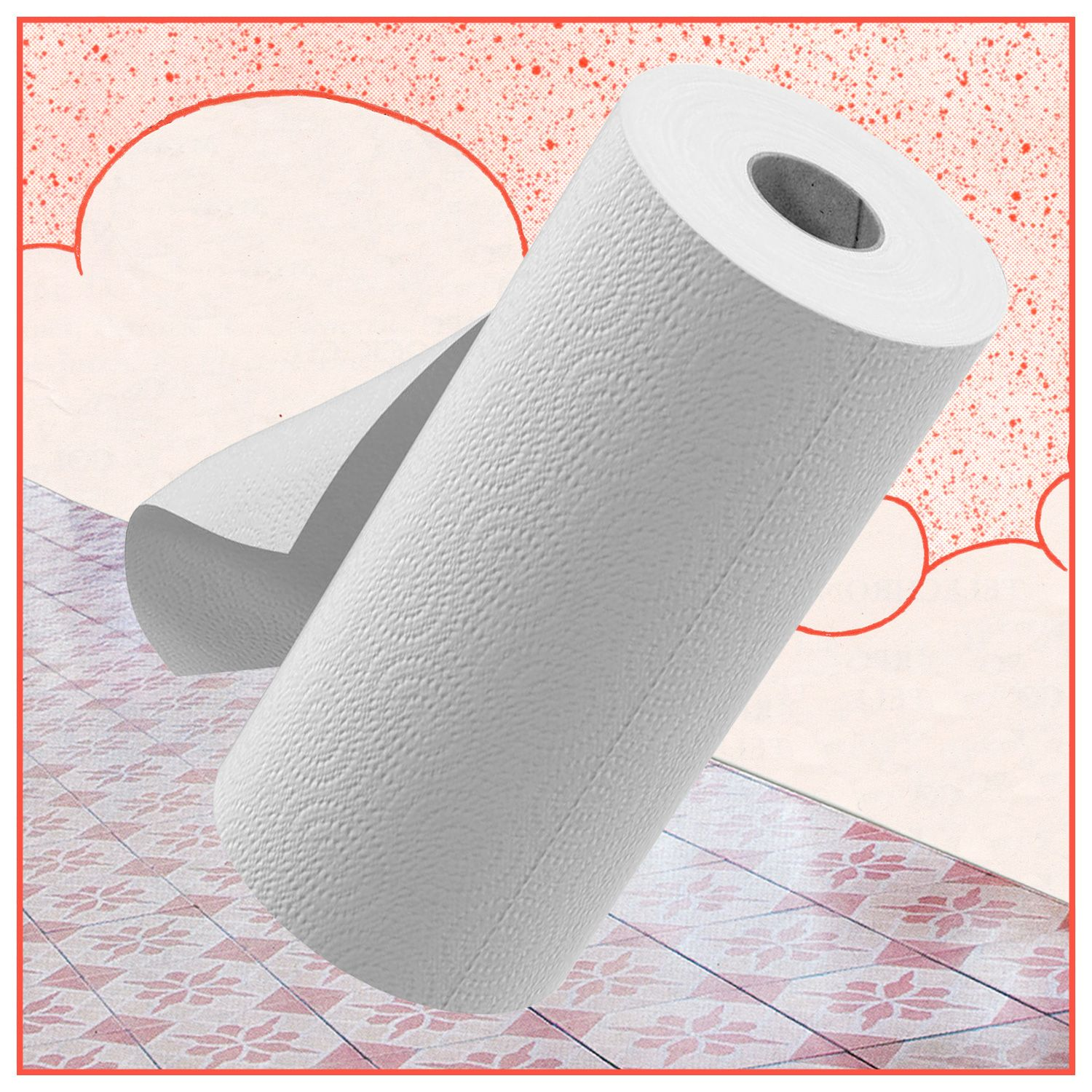 Leading Roll Why American Cooks Cant Quit The Paper Towel