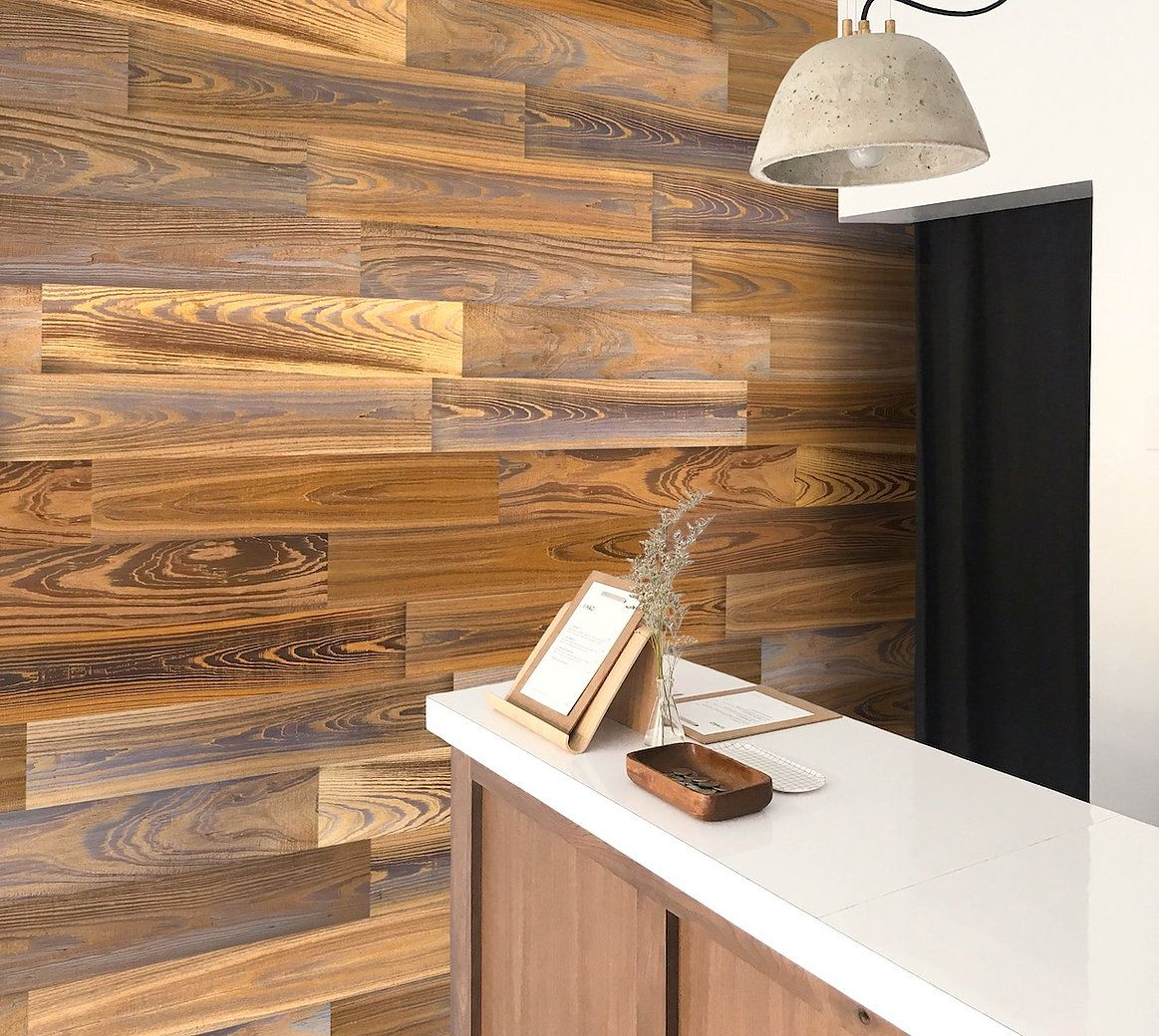 Grainwood Softwood Wall Planks 10 Sf In A Box Wood Wall Panels Wood Panel Walls Pine Wood Walls Wall Paneling