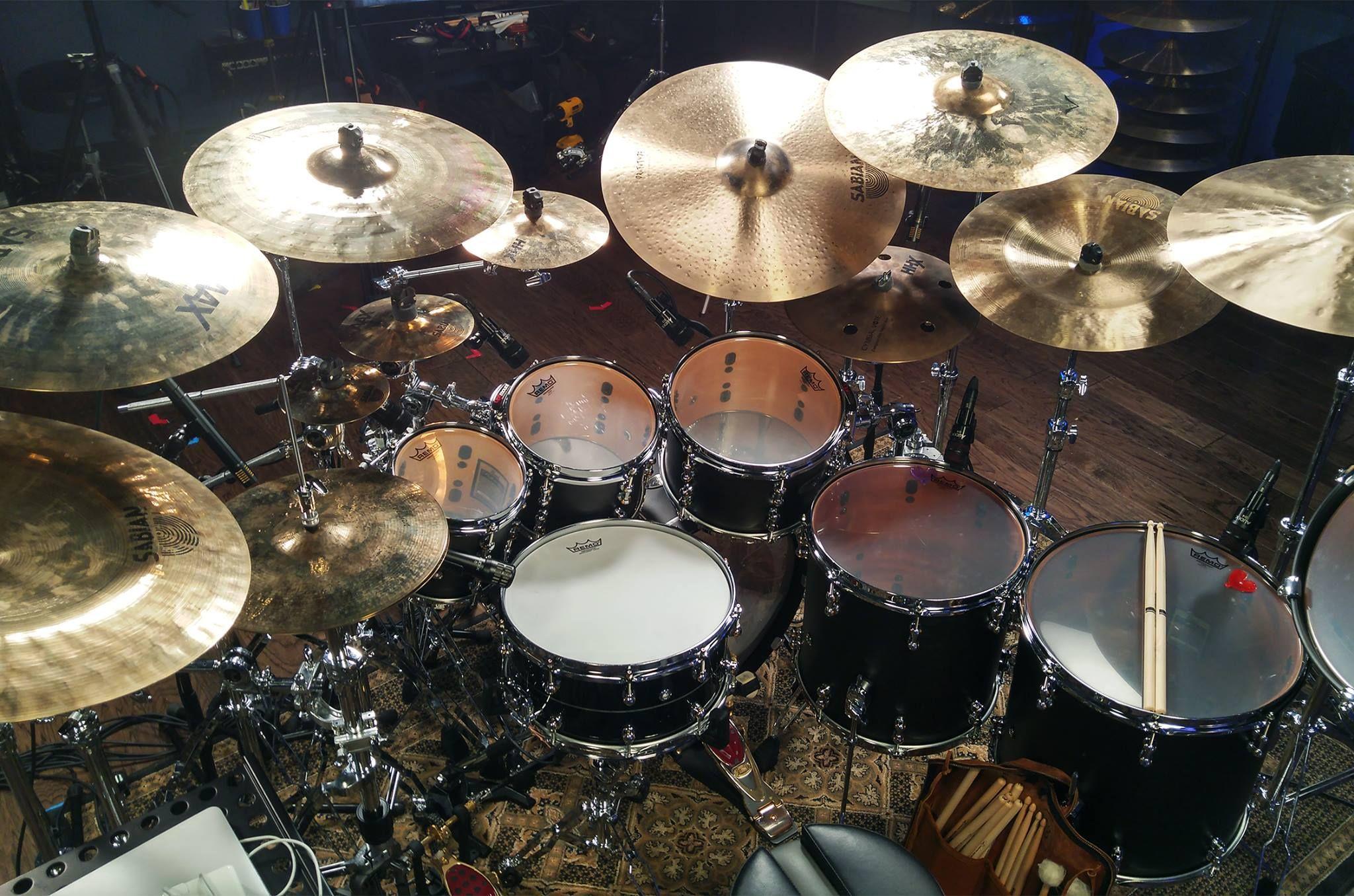 красивые картинки с барабанами подробно